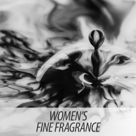 Womens fine fragrance