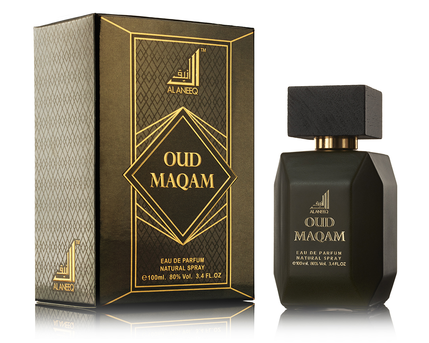 Oud Maqam for Men